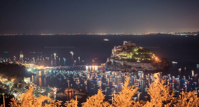 Ischia St. Anna Fest, Sankt Anna Fest, Ischia heilige Anna