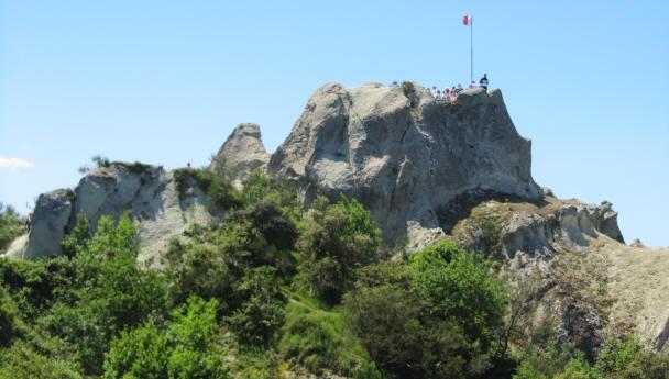 Ischia Epomeo Berg