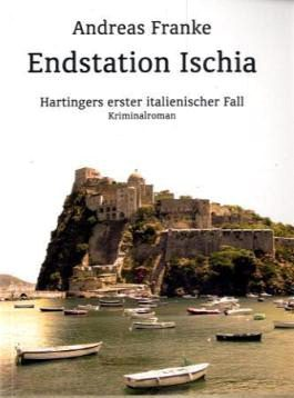 Ischia Krimi, ein spannende Roman, Buch