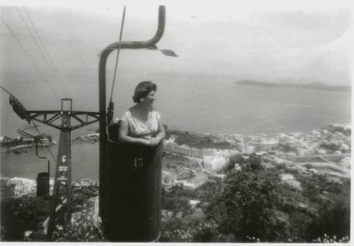 Ischia damals